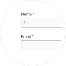 Custom Built Forms