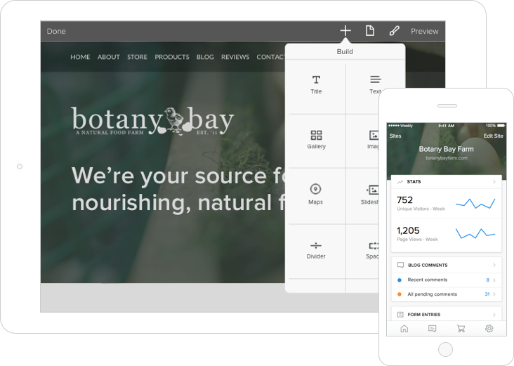 Mobile Apps - Botany Bay