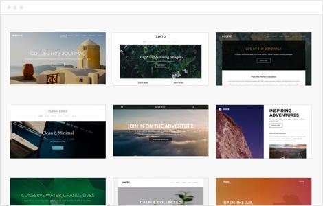 Erstellen Sie eine Online-Business-Website mit Weebly